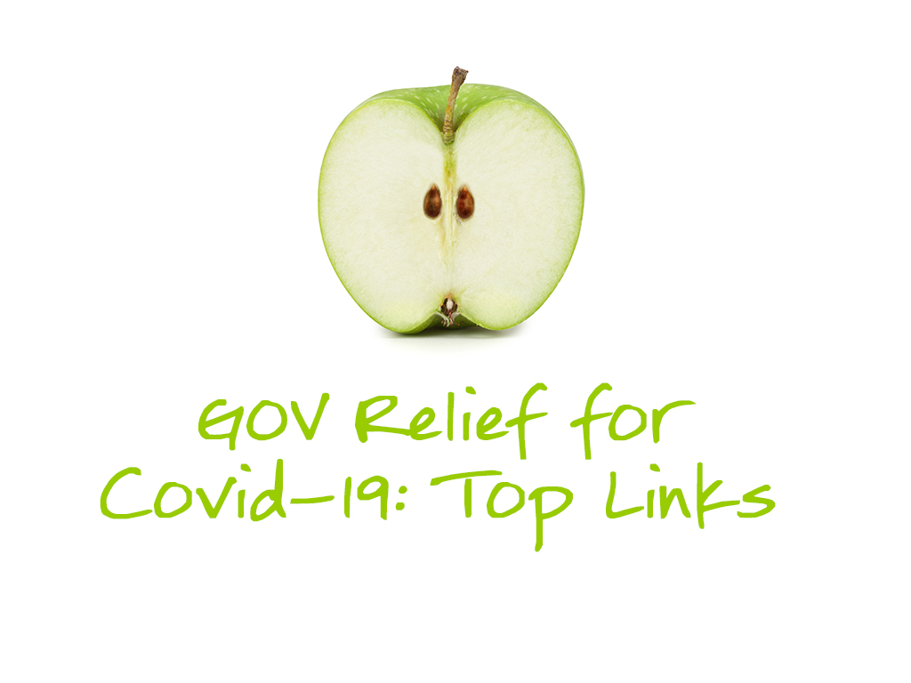 4-3_Gov Relief for covid 19 top links