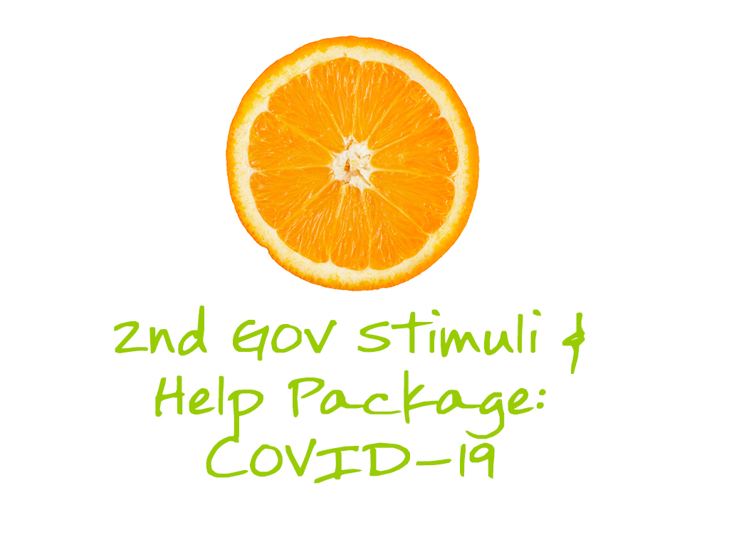 4-3_Update on the Second Government Stimuli & Help Packages- COVID-19