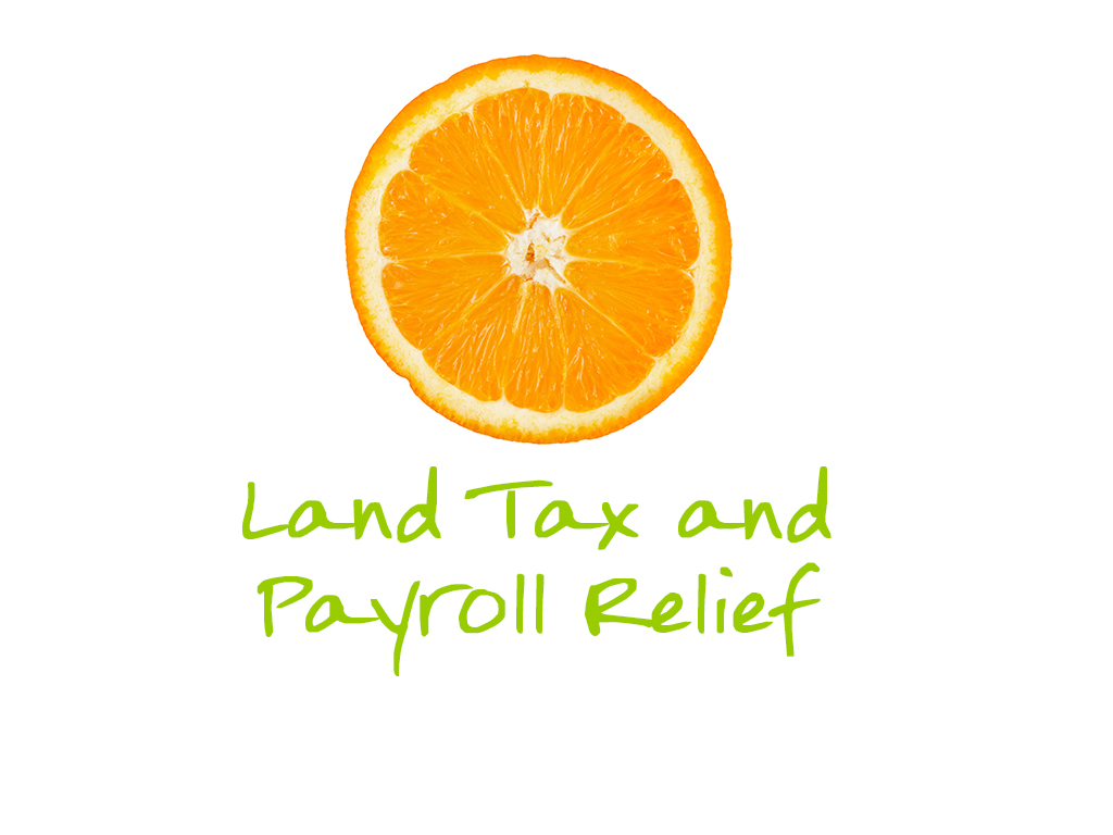 Land Tax and Payroll Reliefpsd