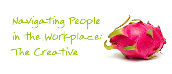 Navigating People in the Workplace The Creative title