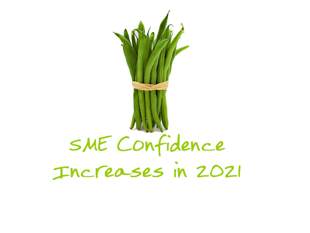 SME Confidence Increases in 2021