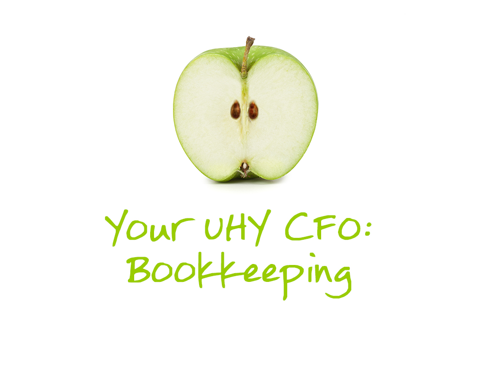 Your UHY CFO Bookeeping