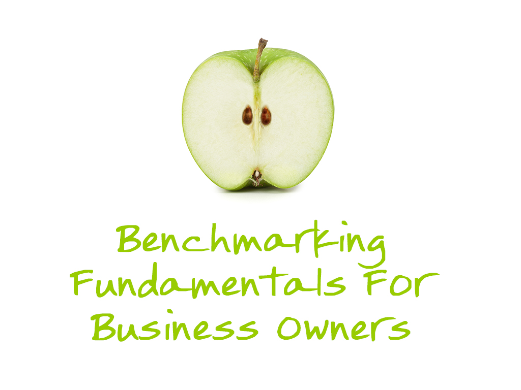 benchmarking fundamentals for business owners